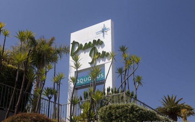 Отель Dream Inn Santa Cruz США, Санта-Крус - отзывы, цены и фото номеров - забронировать отель Dream Inn Santa Cruz онлайн вид на фасад