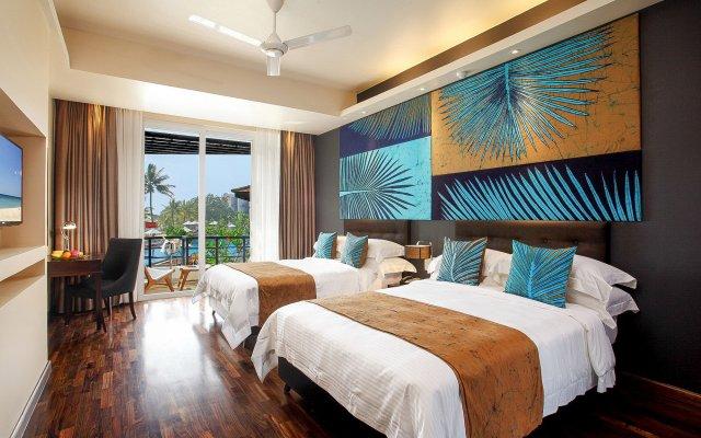 Отель Centara Ceysands Resorts And Spa Шри-Ланка, Бентота - отзывы, цены и фото номеров - забронировать отель Centara Ceysands Resorts And Spa онлайн комната для гостей