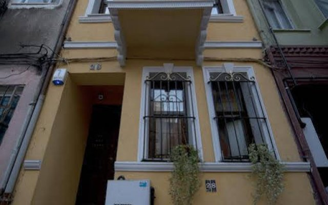 Palation House Турция, Стамбул - отзывы, цены и фото номеров - забронировать отель Palation House онлайн вид на фасад