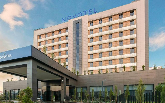 Novotel Diyarbakir Турция, Диярбакыр - отзывы, цены и фото номеров - забронировать отель Novotel Diyarbakir онлайн вид на фасад