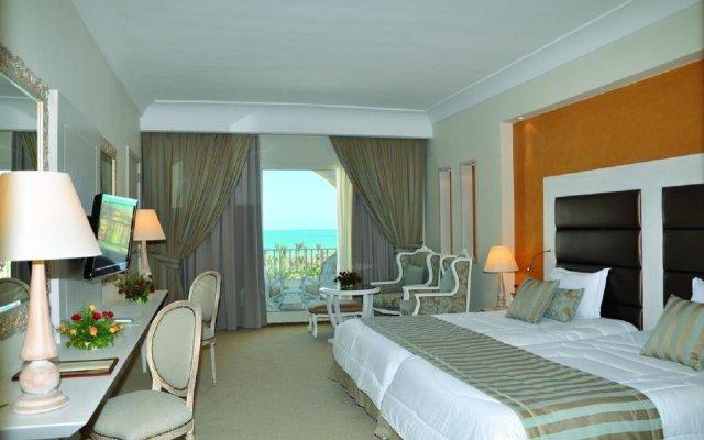 Отель Hasdrubal Thalassa & Spa Djerba Тунис, Мидун - 1 отзыв об отеле, цены и фото номеров - забронировать отель Hasdrubal Thalassa & Spa Djerba онлайн комната для гостей