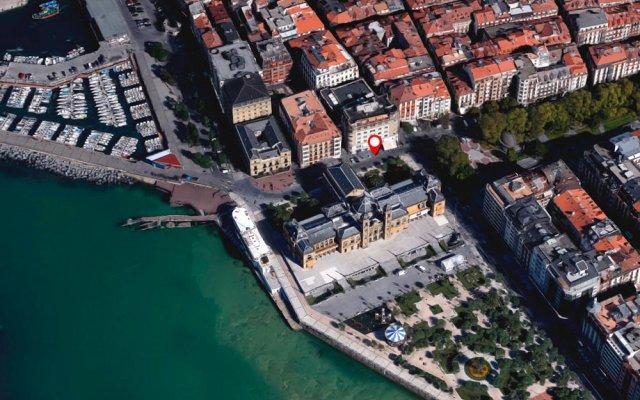 Отель Goikoa 4 Nautic - Iberorent Apartments Испания, Сан-Себастьян - отзывы, цены и фото номеров - забронировать отель Goikoa 4 Nautic - Iberorent Apartments онлайн пляж