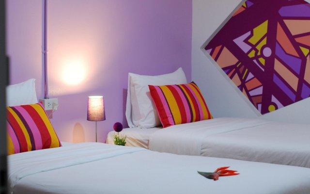 Отель 63 Bangkok Boutique Bed & Breakfast комната для гостей