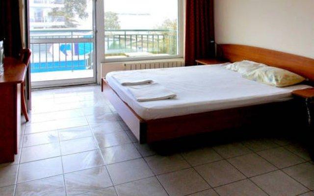 Отель Zdravnitza Sunmarina Health Resort Болгария, Поморие - отзывы, цены и фото номеров - забронировать отель Zdravnitza Sunmarina Health Resort онлайн комната для гостей
