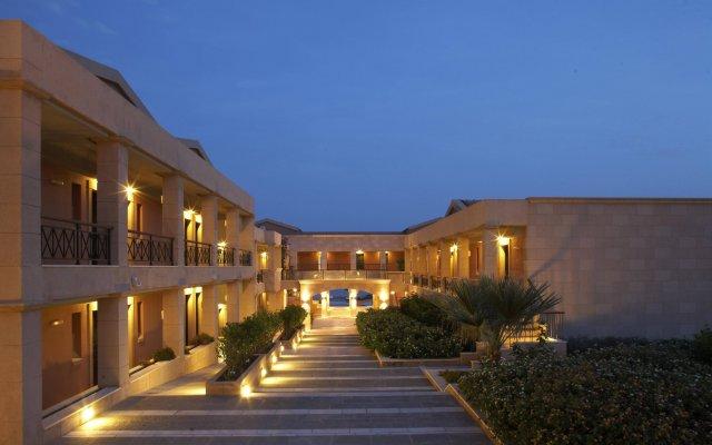 Отель Mitsis Lindos Memories Resort & Spa Греция, Родос - отзывы, цены и фото номеров - забронировать отель Mitsis Lindos Memories Resort & Spa онлайн вид на фасад