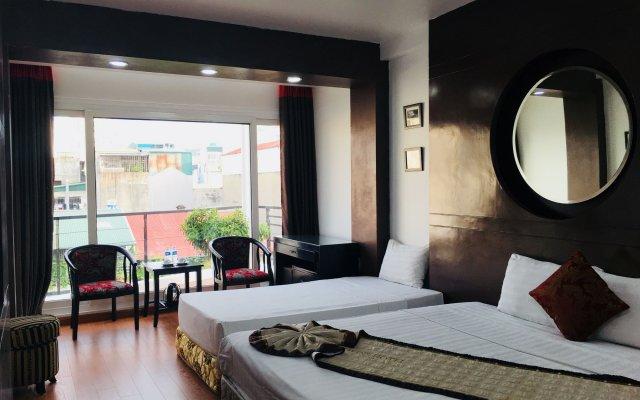 Millennium Hanoi Hotel комната для гостей