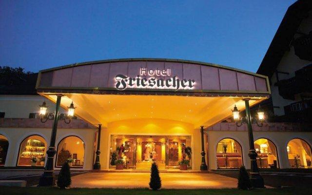 Hotel Friesacher Аниф вид на фасад