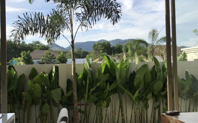 Отель Villa777 Private Pool Villa Phuket комната для гостей