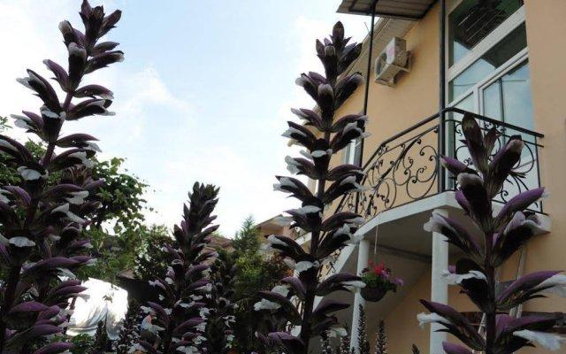 Гостевой дом Яна вид на фасад