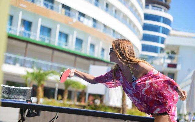 Отель Raymar Hotels - All Inclusive вид на фасад