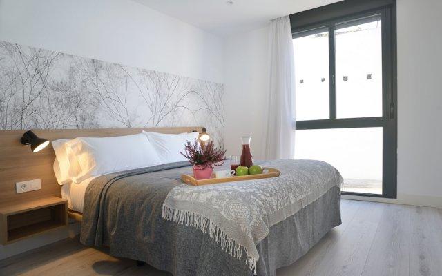 Отель Aspasios Atocha Apartments Испания, Мадрид - отзывы, цены и фото номеров - забронировать отель Aspasios Atocha Apartments онлайн комната для гостей