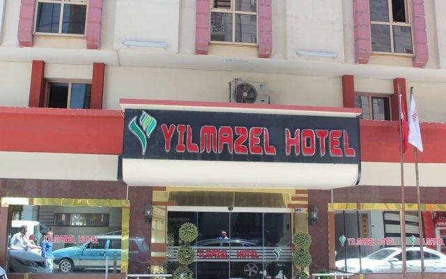 Yilmazel Hotel Турция, Газиантеп - отзывы, цены и фото номеров - забронировать отель Yilmazel Hotel онлайн вид на фасад