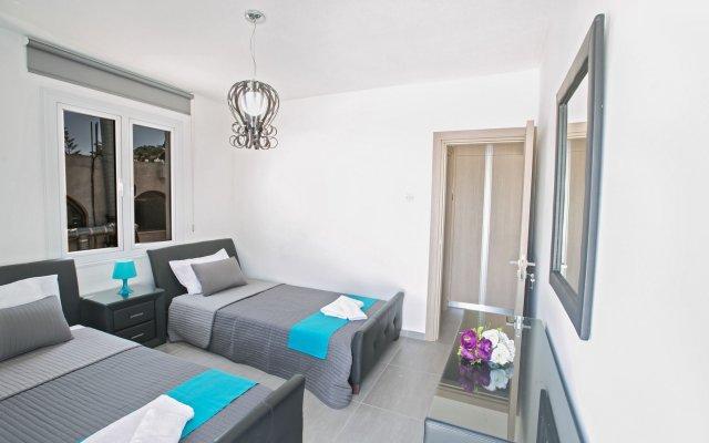 Отель Evelina Apartment Кипр, Протарас - отзывы, цены и фото номеров - забронировать отель Evelina Apartment онлайн комната для гостей
