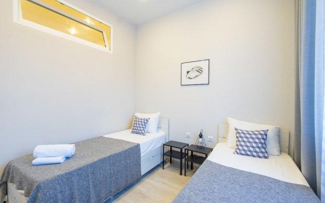 Апартаменты More Apartments na Tsvetochnoy 30 (3) Сочи