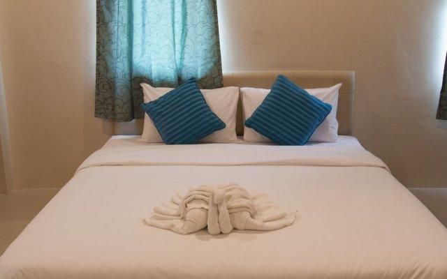 Отель Krabi loft house Таиланд, Краби - отзывы, цены и фото номеров - забронировать отель Krabi loft house онлайн вид на фасад