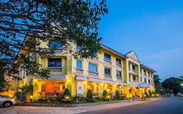 Отель Horseshoe Point Pattaya вид на фасад