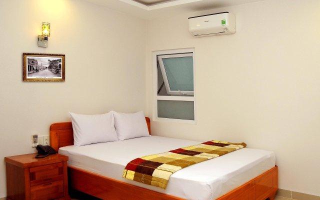 Отель Nang Bien Hotel Вьетнам, Нячанг - отзывы, цены и фото номеров - забронировать отель Nang Bien Hotel онлайн комната для гостей