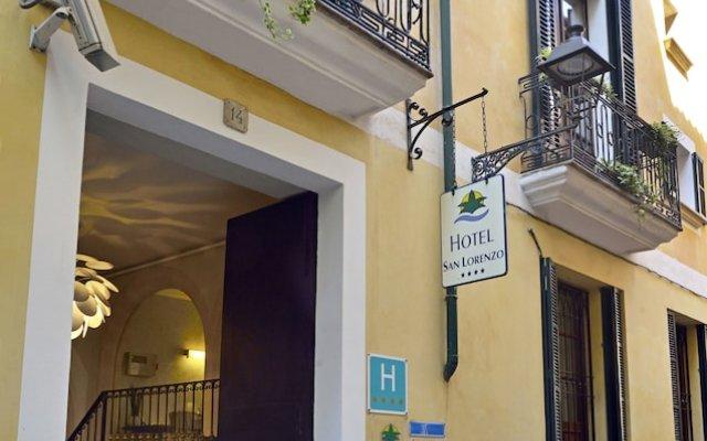 Отель San Lorenzo - Adults Only Испания, Пальма-де-Майорка - отзывы, цены и фото номеров - забронировать отель San Lorenzo - Adults Only онлайн вид на фасад
