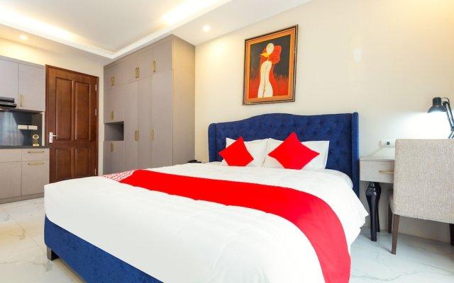 OYO 779 Aisha Hotel And Apartment Ханой