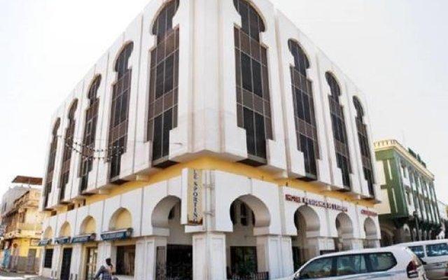 Hotel Residence de l'Europe in Djibouti, Djibouti from 172$, photos, reviews - zenhotels.com hotel front