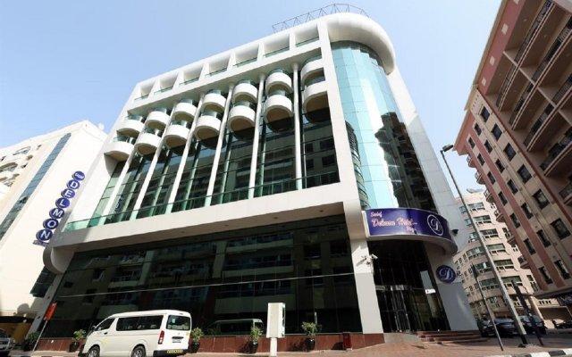 Sadaf Delmon Hotel вид на фасад