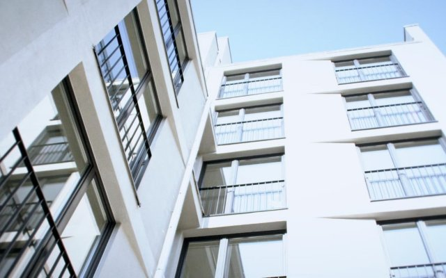 Hotel Demas City вид на фасад