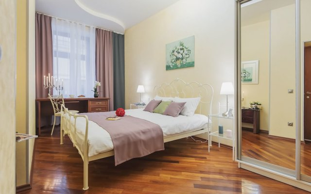 Апартаменты GM Apartments roomy mansion at Arbat