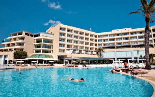 Отель Grecian Park Кипр, Протарас - 3 отзыва об отеле, цены и фото номеров - забронировать отель Grecian Park онлайн вид на фасад