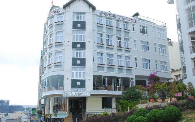 Pho Nui Hotel вид на фасад
