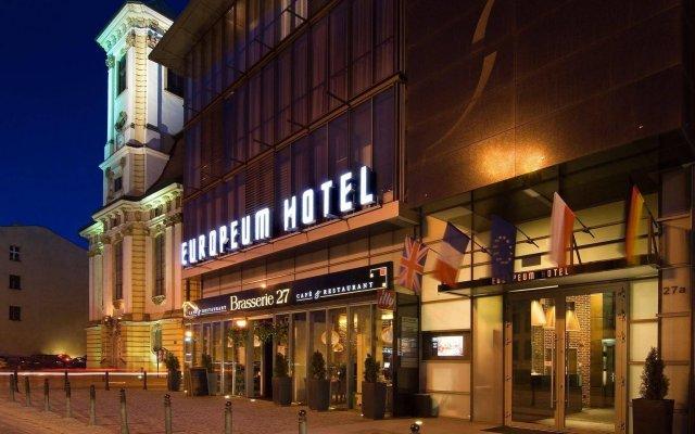 Отель Europeum Hotel Польша, Район четырех религий - отзывы, цены и фото номеров - забронировать отель Europeum Hotel онлайн вид на фасад