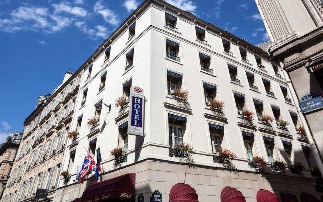 Отель Amarante Beau Manoir вид на фасад