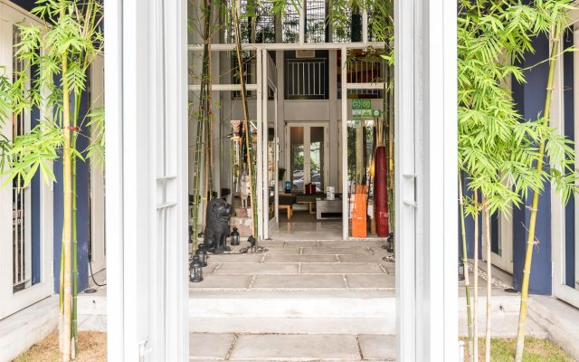 Отель LoogChoob Homestay Таиланд, Бангкок - отзывы, цены и фото номеров - забронировать отель LoogChoob Homestay онлайн вид на фасад