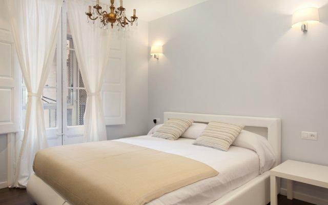 Отель Apartamentos Barcelona Nextdoor Барселона комната для гостей