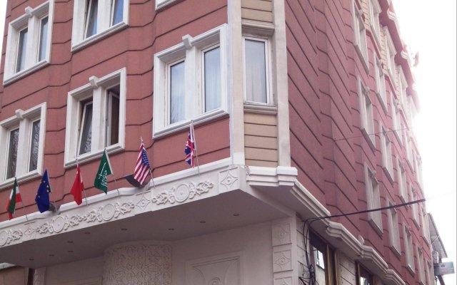 Kaya Madrid Hotel вид на фасад