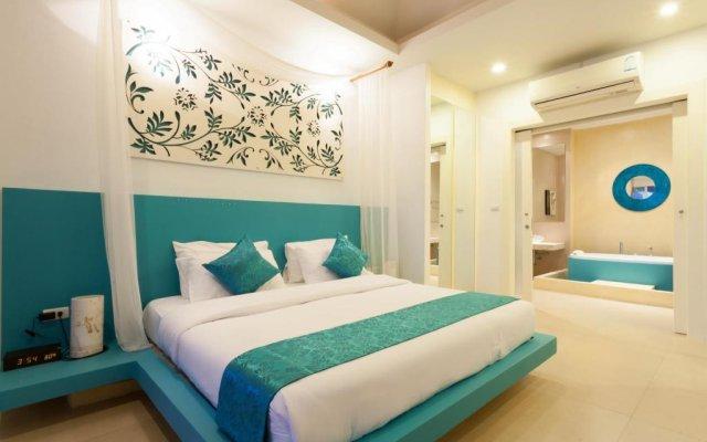 Отель Amala Grand Bleu Resort вид на фасад