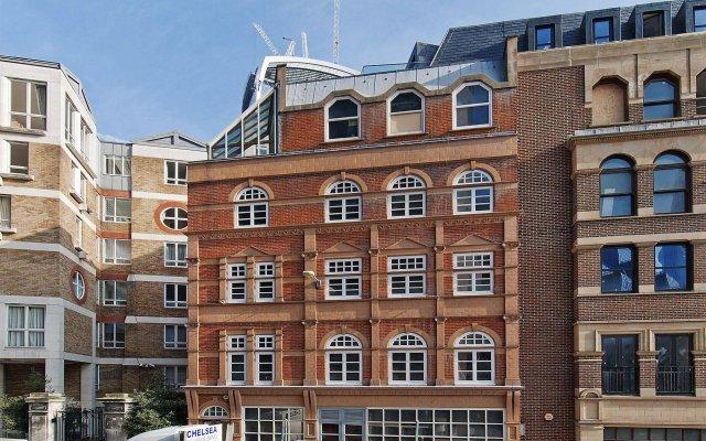 Отель Native Monument Великобритания, Лондон - отзывы, цены и фото номеров - забронировать отель Native Monument онлайн вид на фасад