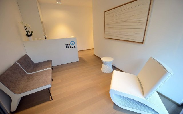 Отель MyPlace Corso Como 11 комната для гостей