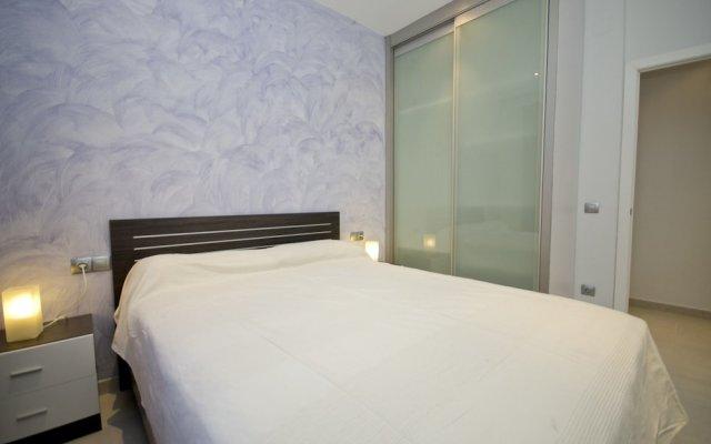 Отель InmoSantos Oasis E3 Испания, Курорт Росес - отзывы, цены и фото номеров - забронировать отель InmoSantos Oasis E3 онлайн комната для гостей