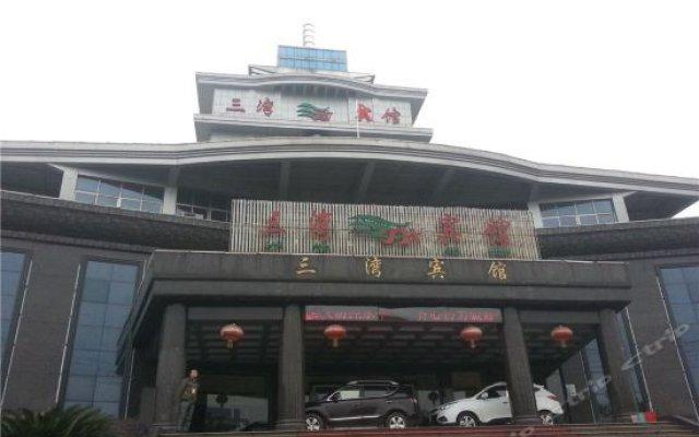 Sanwan Hotel вид на фасад