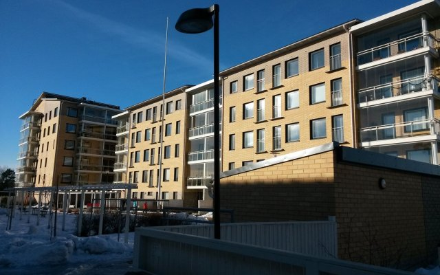 Отель Avia Suites Vantaa Финляндия, Вантаа - отзывы, цены и фото номеров - забронировать отель Avia Suites Vantaa онлайн вид на фасад