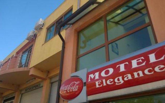 Отель Motel Elegance Болгария, Сандански - отзывы, цены и фото номеров - забронировать отель Motel Elegance онлайн вид на фасад