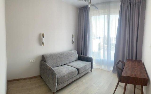 Гостиница Apart-hotel ANISE MonArch в Москве отзывы, цены и фото номеров - забронировать гостиницу Apart-hotel ANISE MonArch онлайн Москва комната для гостей