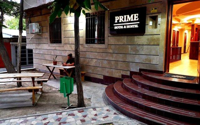 Мини-Отель Prime Hotel & Hostel вид на фасад
