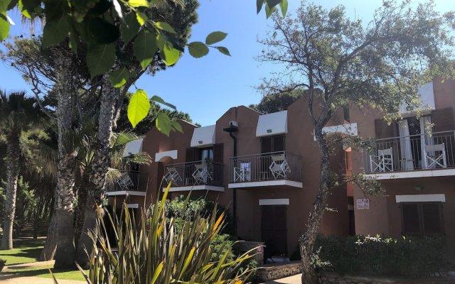 Hotel Corte Rosada Resort & Spa вид на фасад