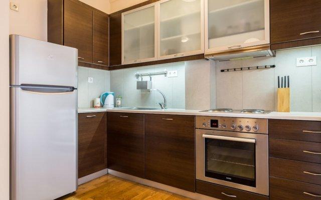 Апартаменты Comfy Apartment for 4 People Афины в номере