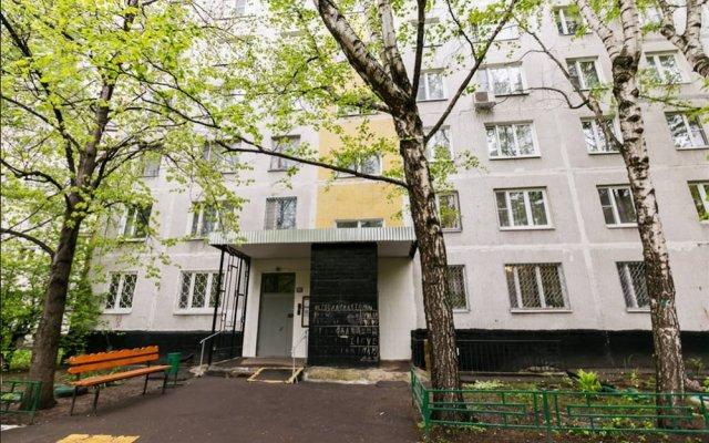 Отель Flats of Moscow Flat Generala Belova 49 Москва вид на фасад