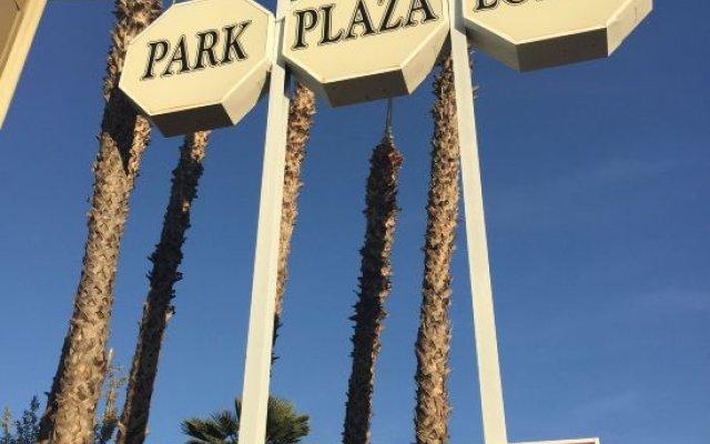 Отель Park Plaza Lodge Hotel США, Лос-Анджелес - отзывы, цены и фото номеров - забронировать отель Park Plaza Lodge Hotel онлайн вид на фасад