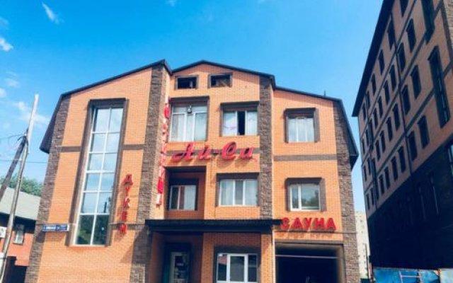 Гостиница Ай-Са Казахстан, Нур-Султан - 5 отзывов об отеле, цены и фото номеров - забронировать гостиницу Ай-Са онлайн вид на фасад