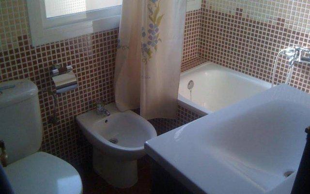 Отель Apartamentos Mediterraneo ванная