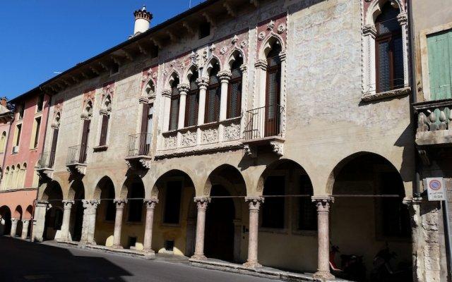 Отель B&B Palazzo Regaù Италия, Виченца - отзывы, цены и фото номеров - забронировать отель B&B Palazzo Regaù онлайн вид на фасад